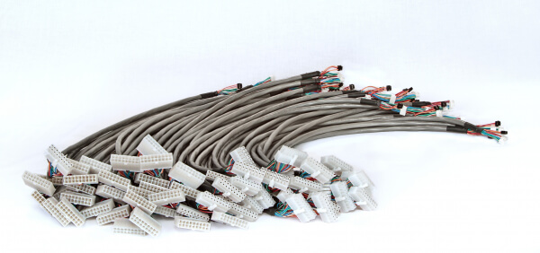 group of cable assemblies