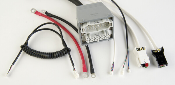group photo cable assemblies